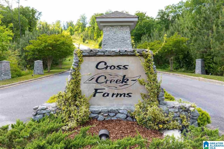 0 CROSS CREEK, ODENVILLE, AL 35120