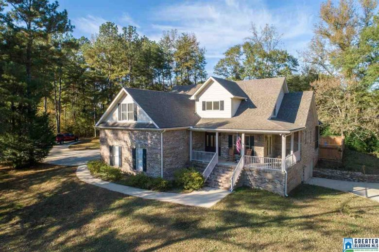 300 EAGLEWOOD FARMS RD, ALABASTER, AL 35114