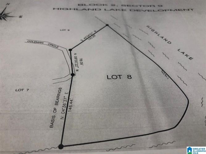 COLEMAN CIRCLE, ONEONTA, AL 35121