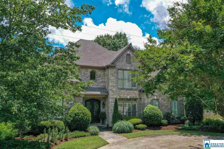 5255 LAKE CREST CIR, HOOVER, AL 35226