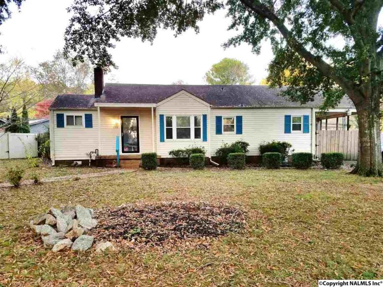 1314 10TH AVENUE SE SE, DECATUR, AL 35601