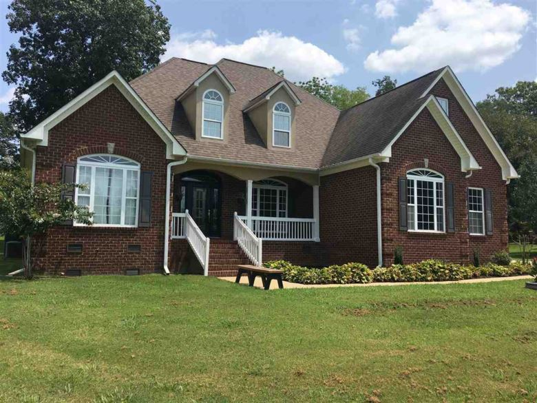 1107 FAIRWAY ROAD, FORT PAYNE, AL 35967