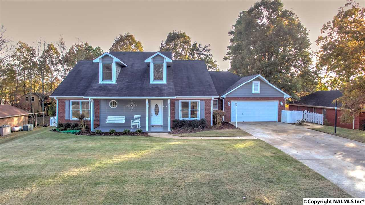 214 BENT OAK CIRCLE, HARVEST, AL 35749