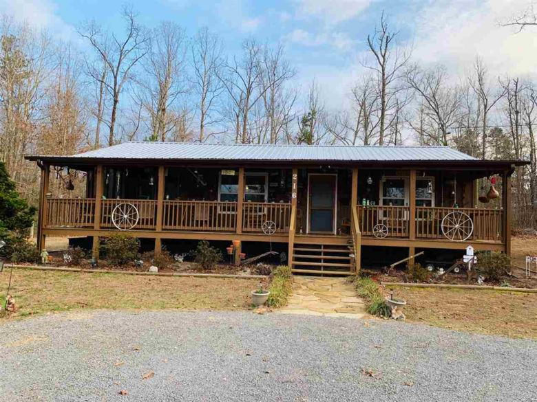 216 COUNTY ROAD 295, FORT PAYNE, AL 35967