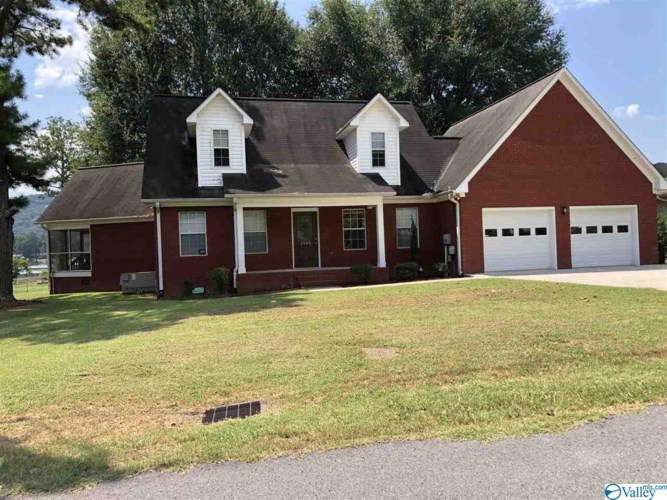 2505 MEADOWWOOD CIRCLE, GUNTERSVILLE, AL 35976