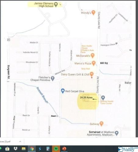 000 County Line Road S, Madison, AL 35756