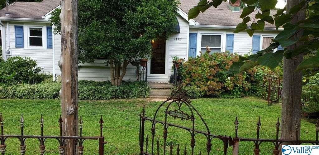 1113 Mccullough Avenue, Huntsville, AL 35801