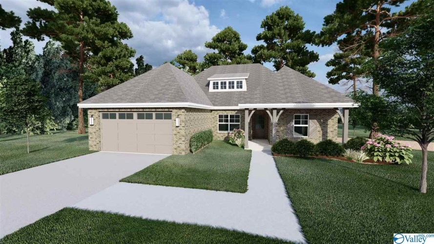 1648 Cherokee Ridge Drive, Union Grove, AL 35175