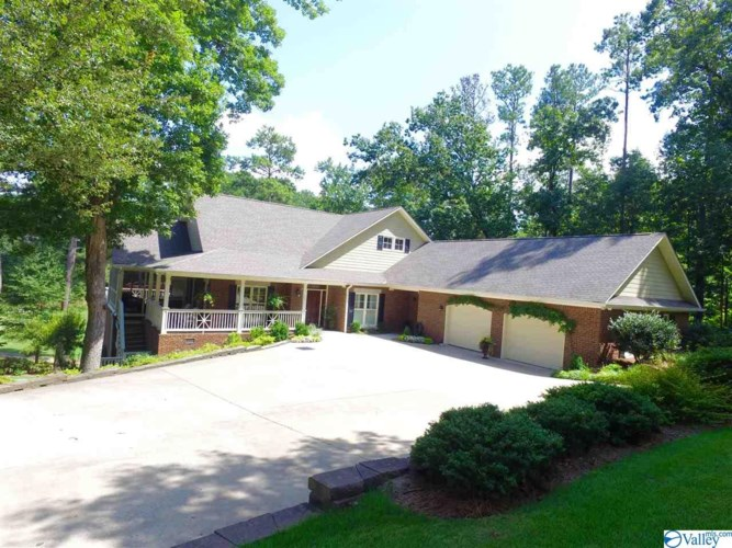 1051 Harbor Ridge Road, Guntersville, AL 35976