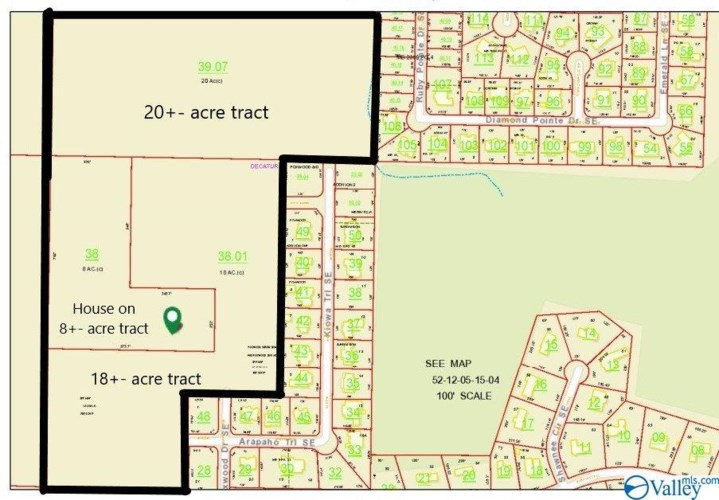 4403 Foxwood Drive SE, Decatur, AL 35603