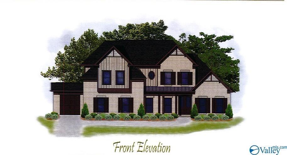 3027 Chimney Cove Circle, Brownsboro, AL 35741