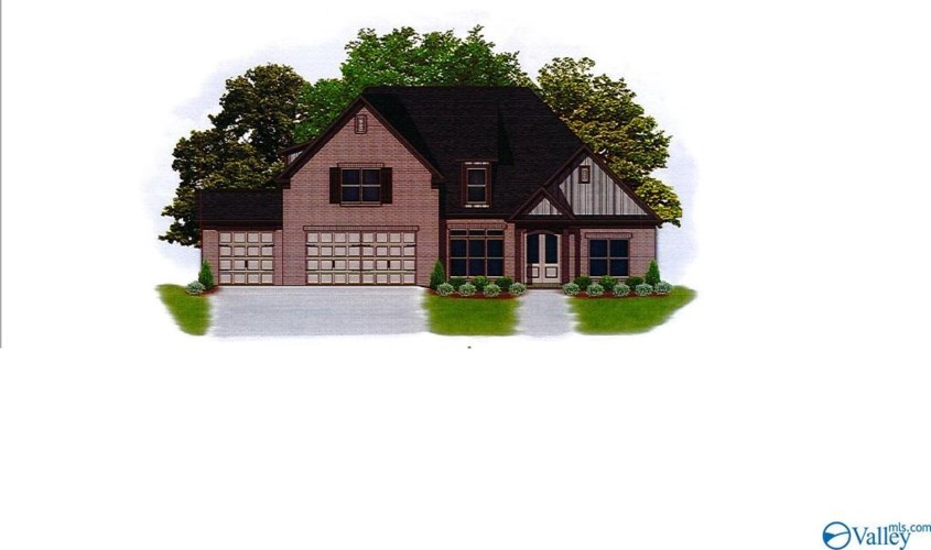 3042 Chimney Cove Circle, Brownsboro, AL 35741