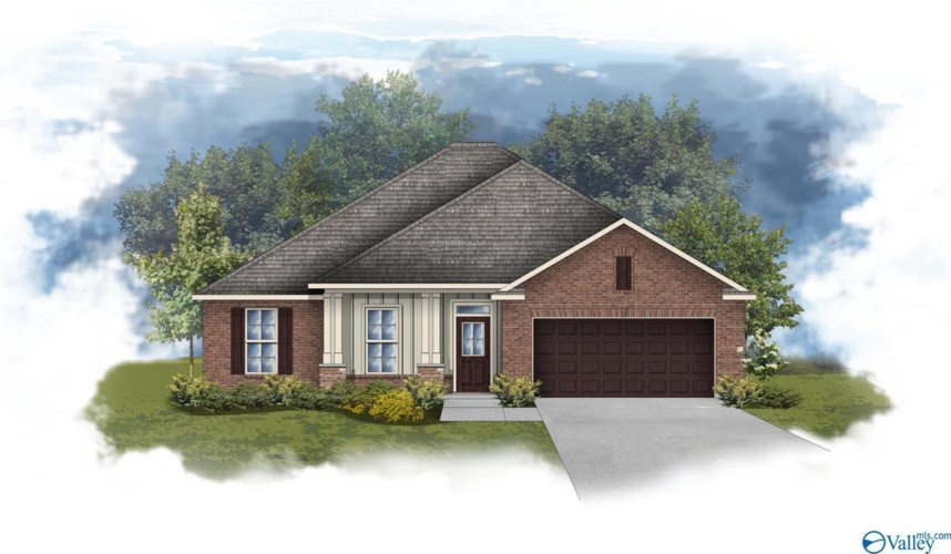 134 Creek Ridge Drive, Meridianville, AL 35759