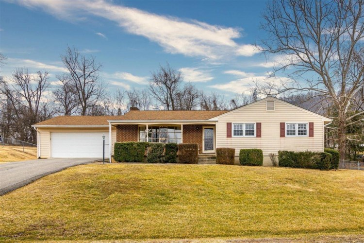 5209  Hill DR, Roanoke, VA 24012