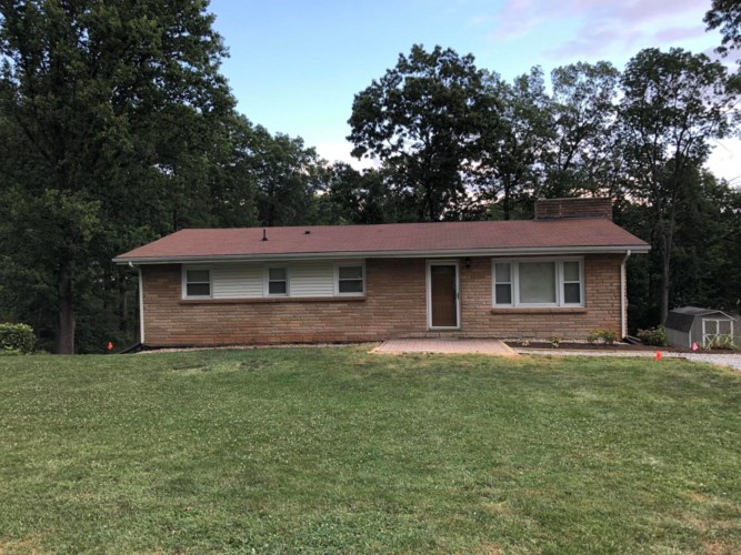586  Blue Ridge DR, Blue Ridge, VA 24064