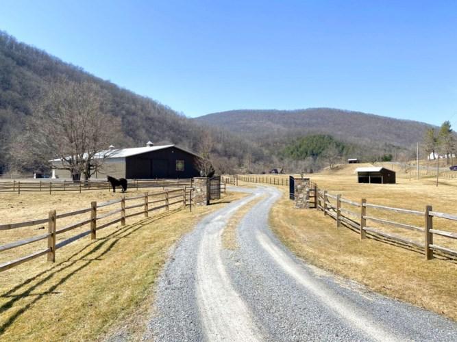 807  Blue Grass Valley RD, Blue Grass, VA 24413