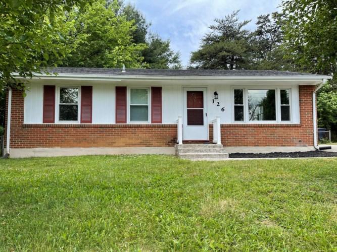 126  Trout ST NW, Roanoke, VA 24017