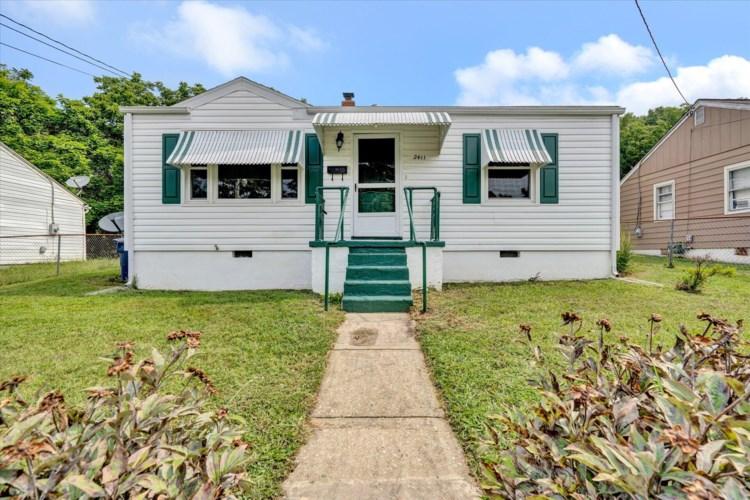 2411  Clifton ST NW, Roanoke, VA 24017