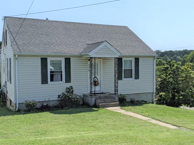 4318  Tennessee AVE NW, Roanoke, VA 24017