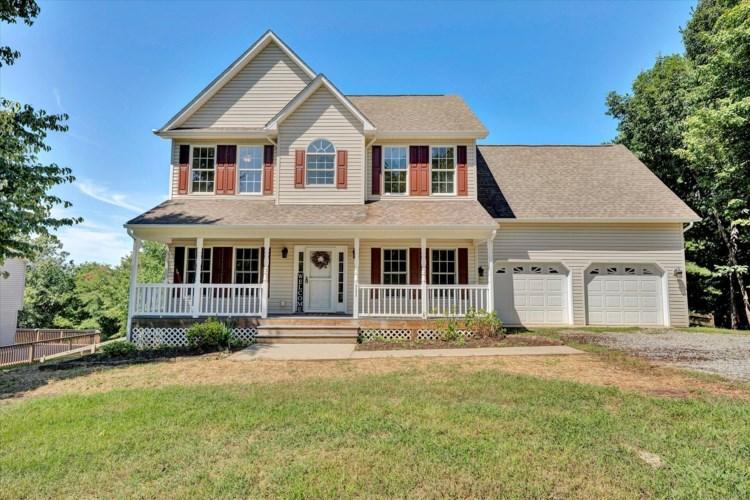5295  Horseshoe Bend RD, Goodview, VA 24095