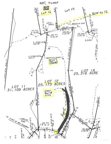Lot 12  Mount Chestnut RD, New Castle, VA 24127