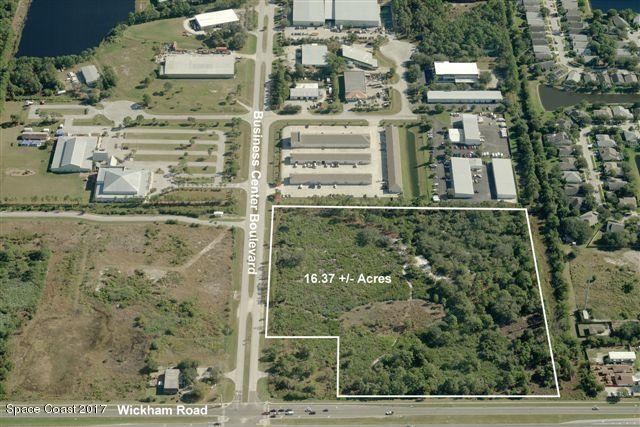 0 Wickham & Business Center Boulevard, Melbourne, FL 32935