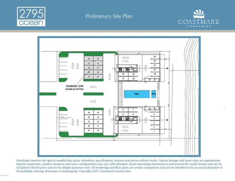 2795 Highway A1a Unit Ph 501, Indialantic, FL 32903