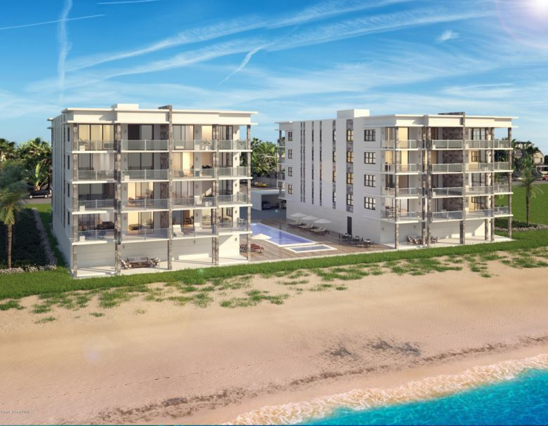 2795 Highway A1a Unit Ph 504, Indialantic, FL 32903