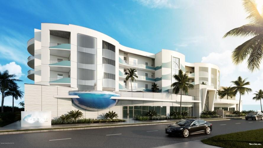 41 Atlantic Avenue N Unit 406, Cocoa Beach, FL 32931