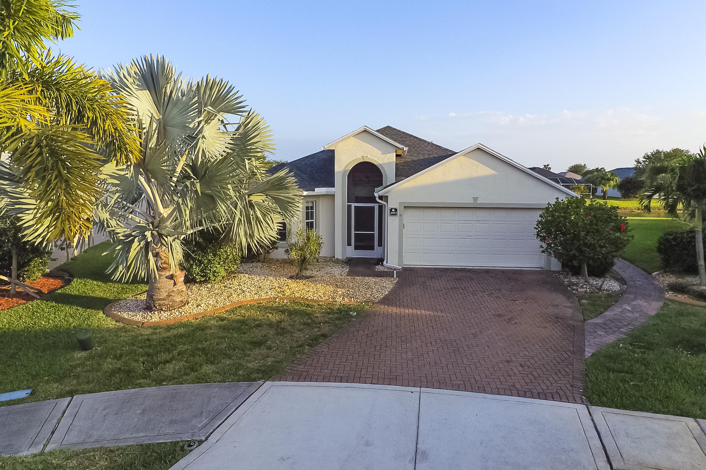 2957 Mondavi Drive, Rockledge, FL 32955
