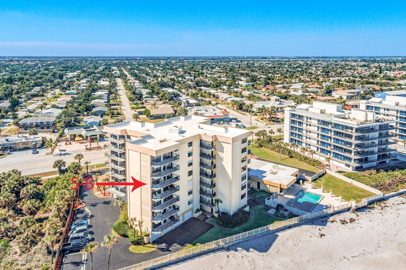 1343 Highway A1a Unit 5b, Satellite Beach, FL 32937