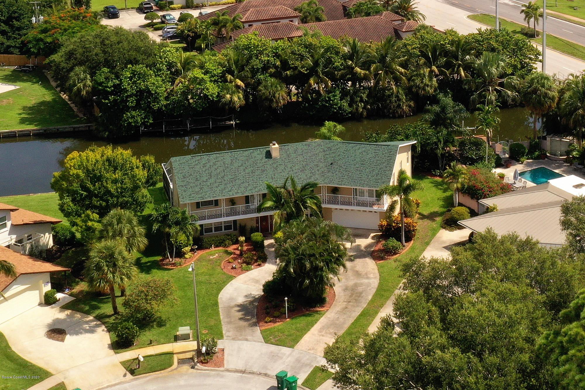 6 Yacht Club Lane, Indian Harbour Beach, FL 32937