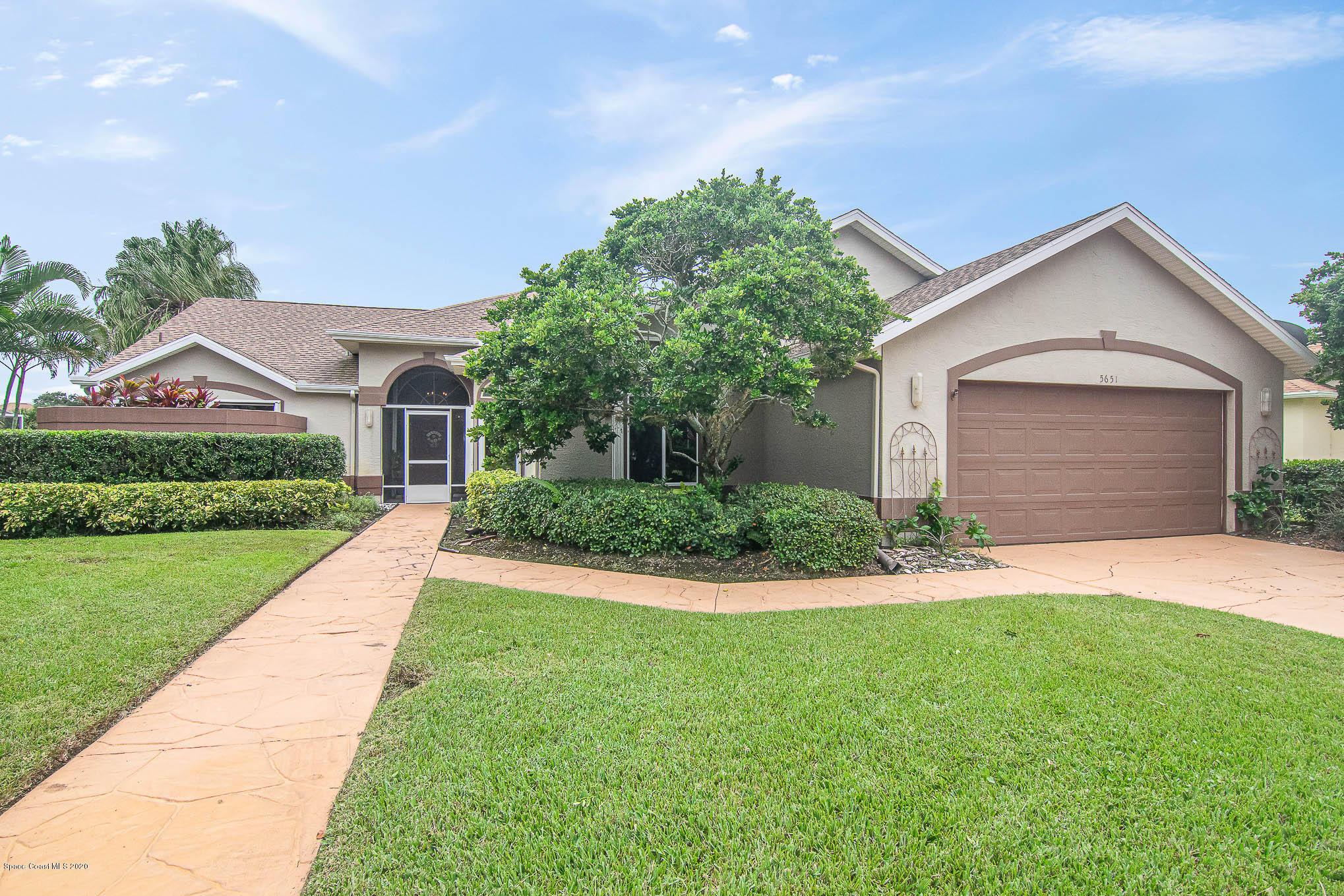5651 Herons Landing Drive, Rockledge, FL 32955