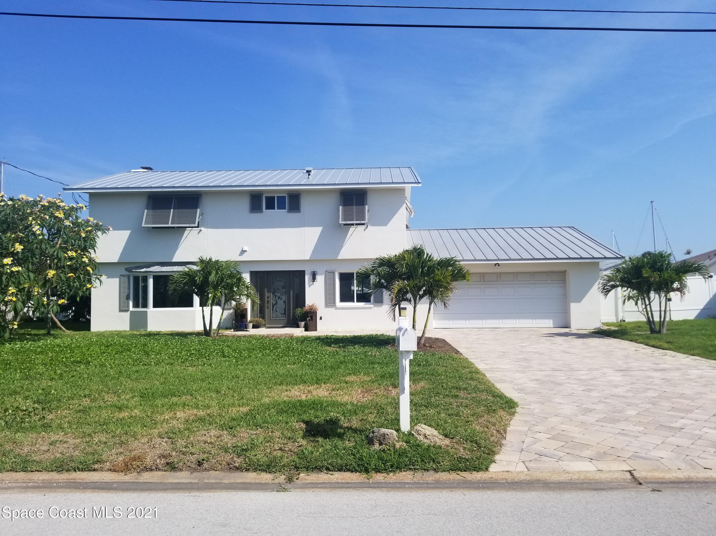 518 Eleuthera Lane, Indian Harbour Beach, FL 32937
