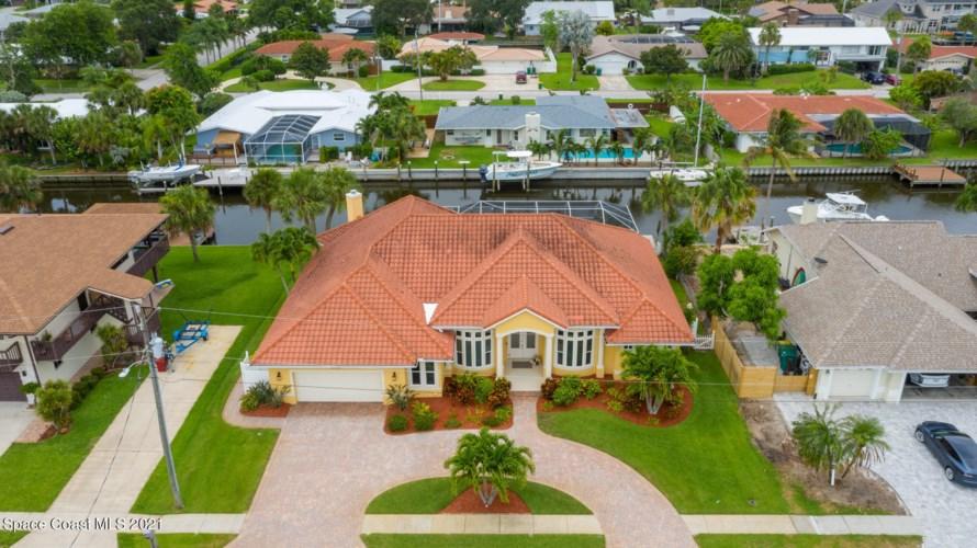 655 Anderson Court, Satellite Beach, FL 32937