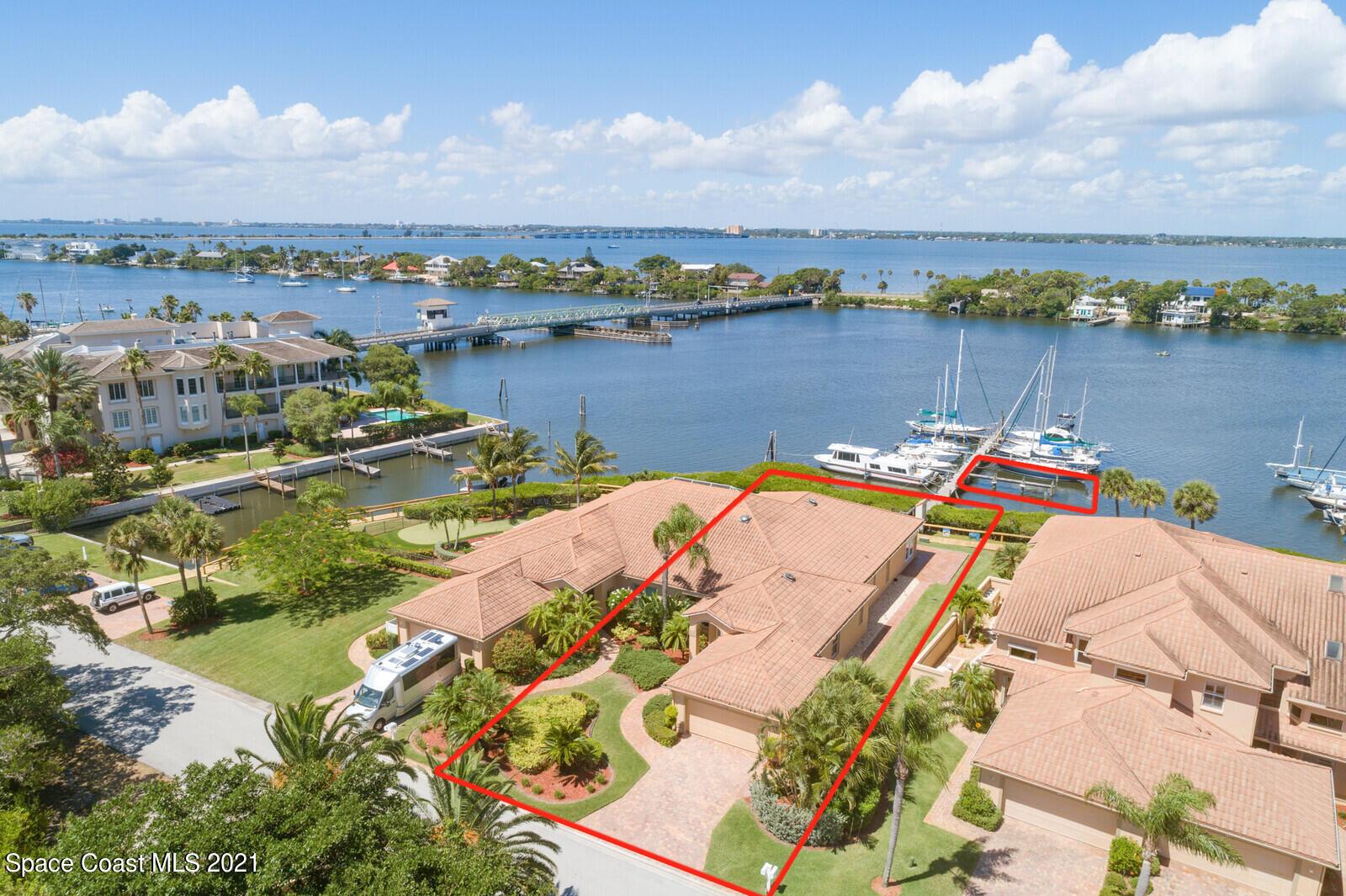 12 Marina Isles Boulevard, Indian Harbour Beach, FL 32937