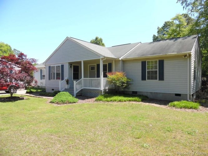 547 Morse Point Road, Port Haywood, VA 23138
