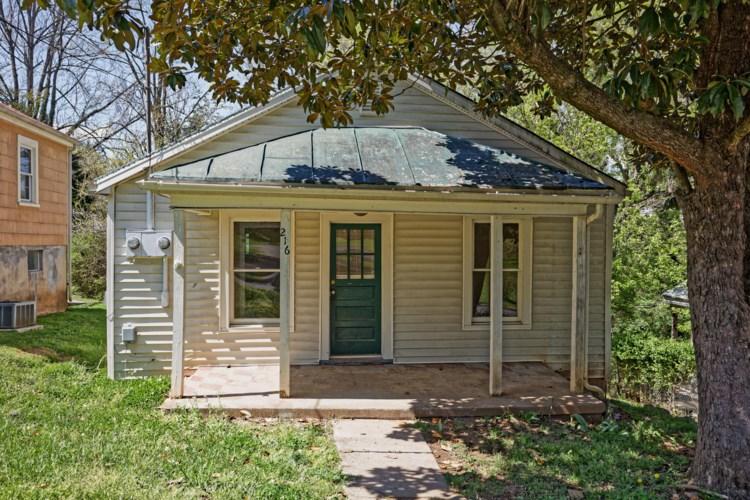216 Maury St, Lexington, VA 24450