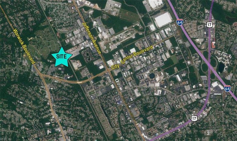 4.94 Acres Nettles DR, Newport News, VA 23606
