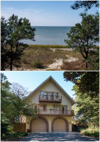 14388 Hungars Beach RD, Northampton County, VA 23347