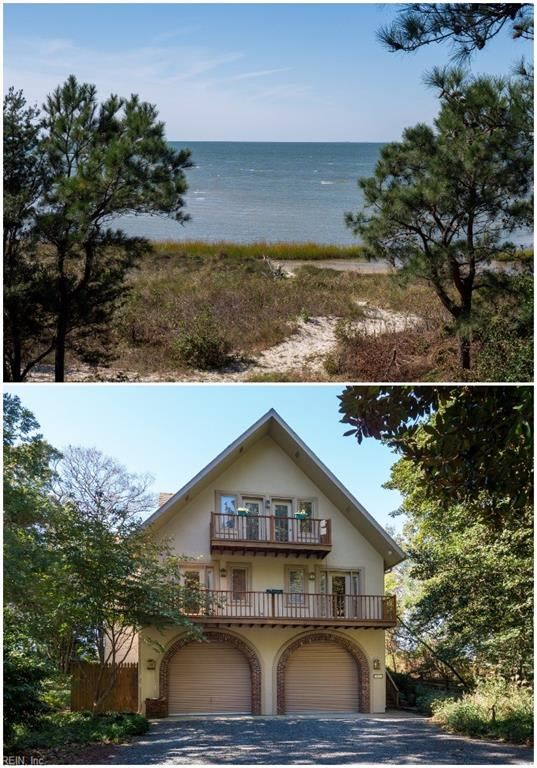 14388 Hungars Beach RD, Northampton County, VA 23347
