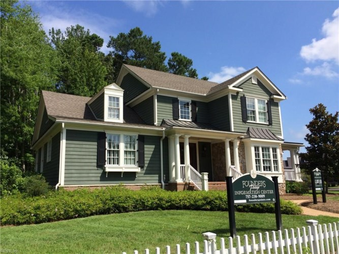 1302 Founders Pointe TRL, Isle of Wight County, VA 23314