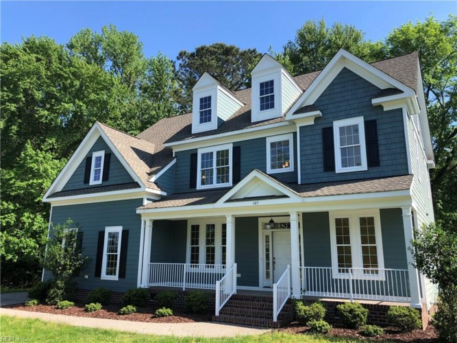 105 Batten CV, Isle of Wight County, VA 23314
