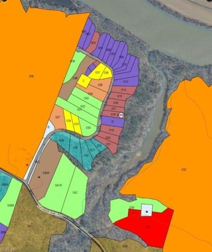 Par 1 Hi Cotton Subdivision, Mecklenburg County, VA 23917