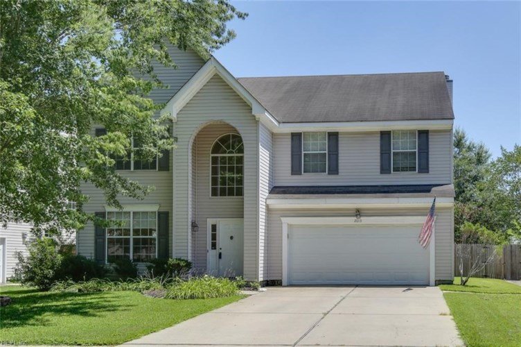 2613 Penshurst WAY, Virginia Beach, VA 23456