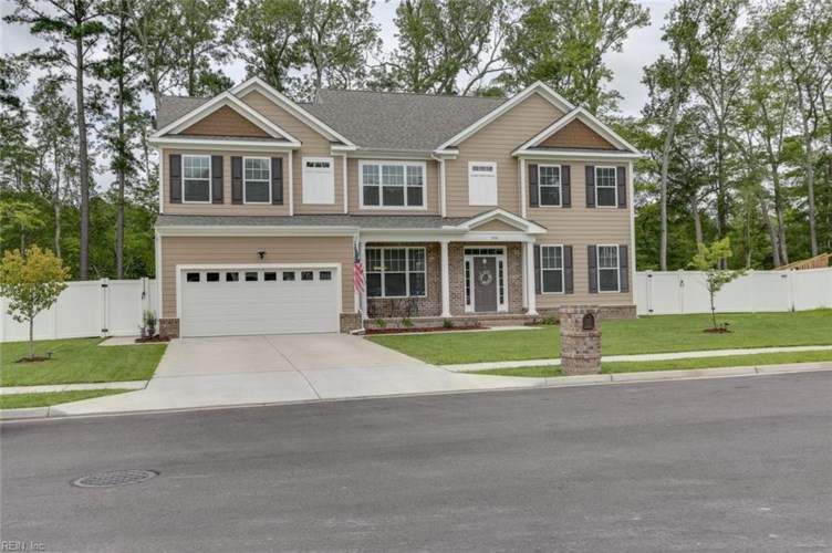 808 Obsidian CT, Chesapeake, VA 23322