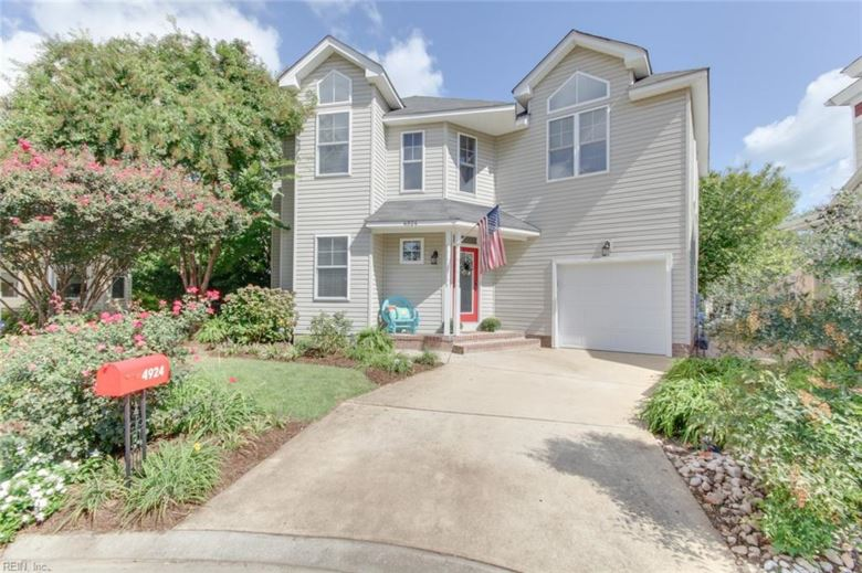 4924 Sunny CIR, Virginia Beach, VA 23455