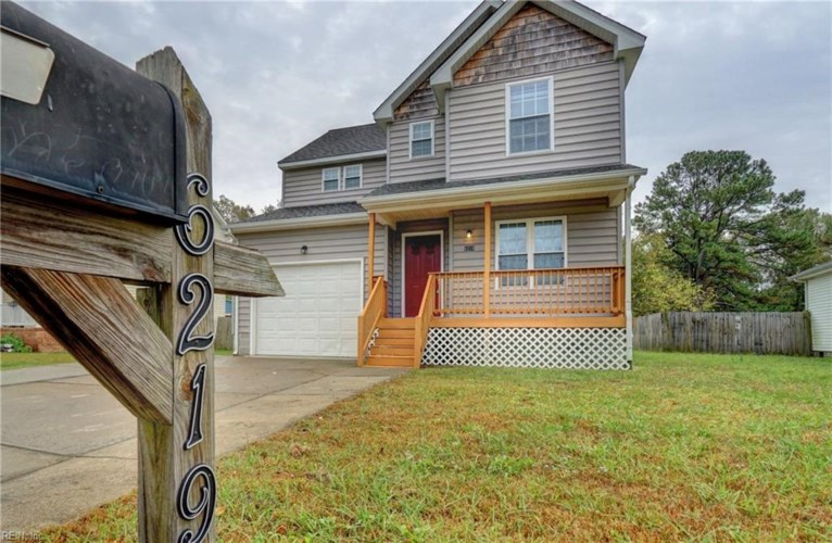 6219 Old Townpoint RD, Suffolk, VA 23435