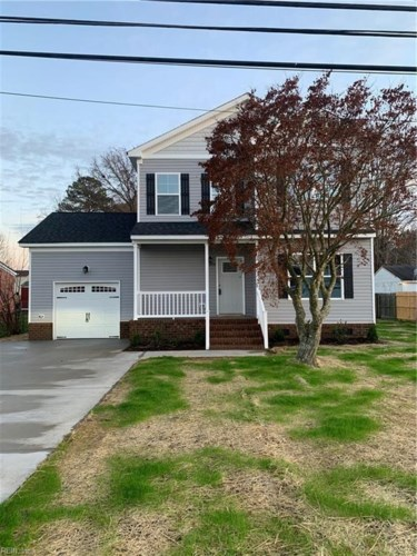 4104 Twin Pines RD, Portsmouth, VA 23703