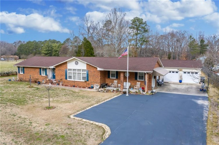 21141 Titus CRK, Isle of Wight County, VA 23314